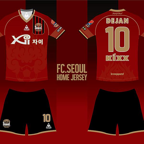 FC.SEOUL home jersey