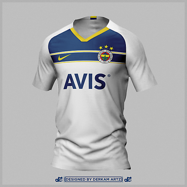 Fenerbahçe - Away Kit