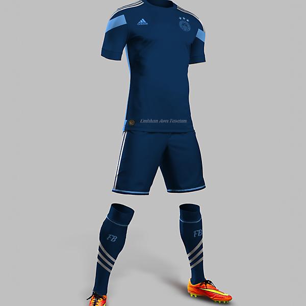 Fenerbahçe 3rd Kit Design