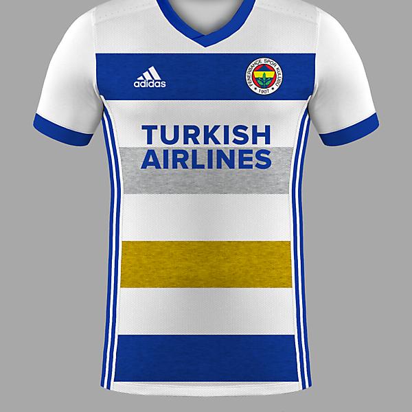 Fenerbahçe Away