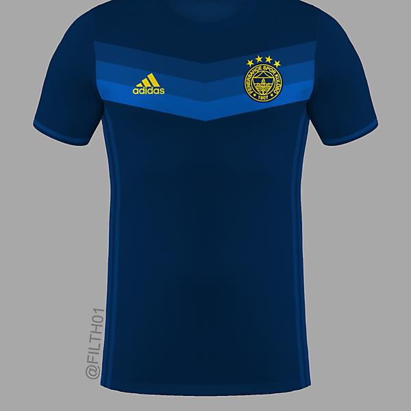 Fenerbahçe Away (Inspired by Houston Dynamo)