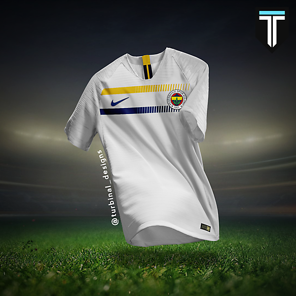 Fenerbahçe Nike Away Kit Concept