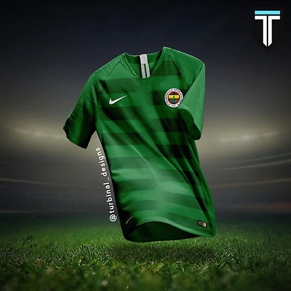 Fenerbahçe Nike Third Kit Concept
