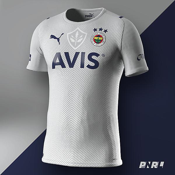 Fenerbahçe SK Away Concept x Puma