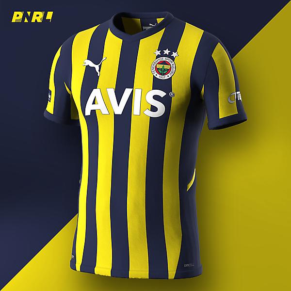 Fenerbahçe SK Home Concept x Puma
