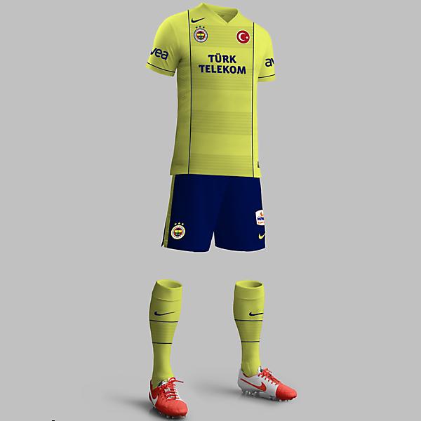 Fenerbahçe SK Kit Design