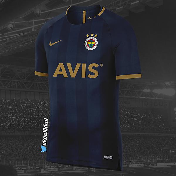 Fenerbahçe X Nike