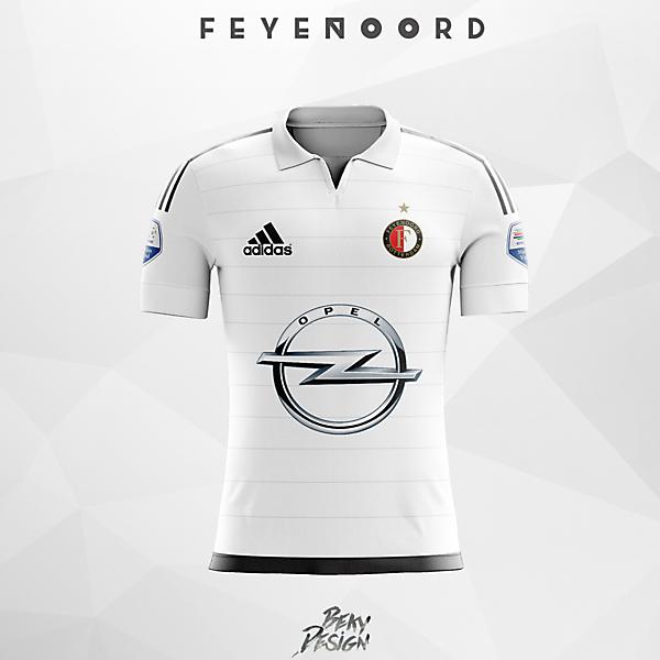 Feyenoord - Away Concept