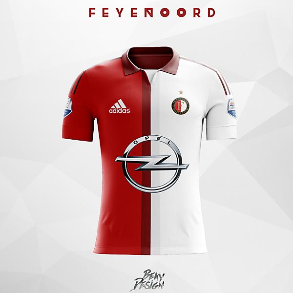 Feyenoord - Home Concept