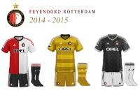 Feyenoord 2014-2015 Fantasy Kits