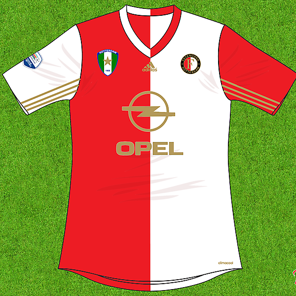 Feyenoord Adidas Fantasy