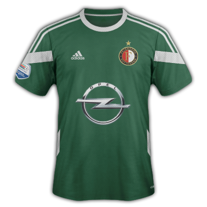 Feyenoord Away 15-16