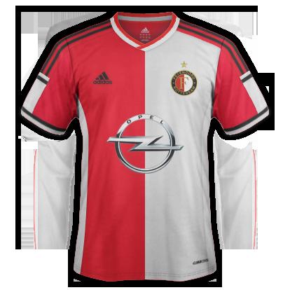 Feyenoord Home 15-16