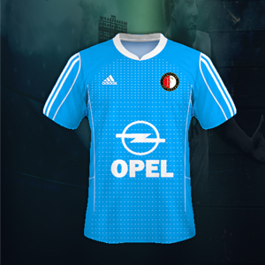 Feyenoord Third 14-15