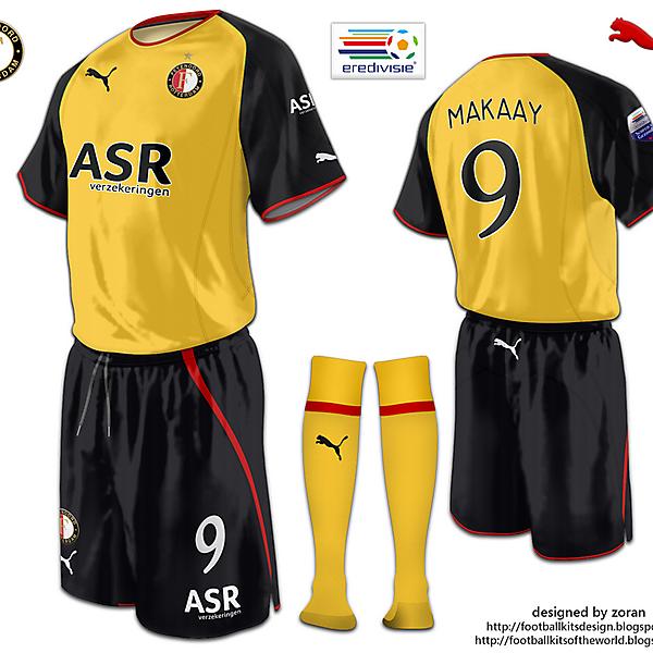 Feyenoord fantasy third