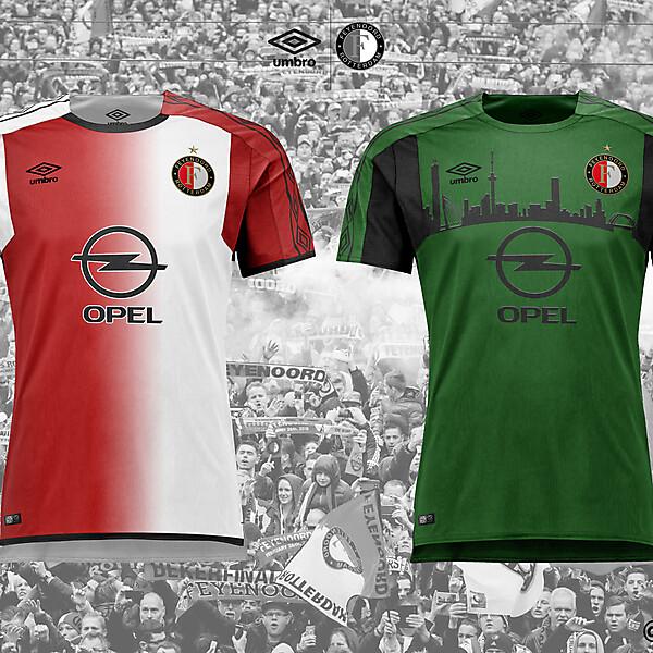Feyenoord Umbro