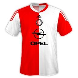 Feyenoord - Adidas - Opel