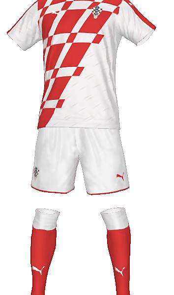 FIFA World Cup prediction - Croatia 1st