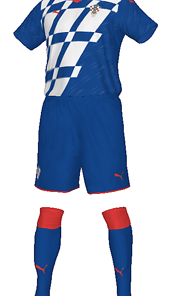 FIFA World Cup prediction - Croatia 2nd