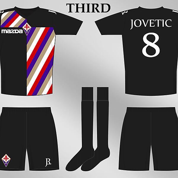 Fiorentina 3rd