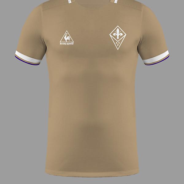 Fiorentina Away Concept Kit