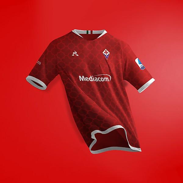 Fiorentina Concept Kitentina Concept Kit - Third Jersey