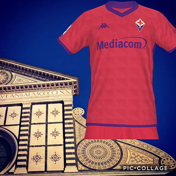 Fiorentina Third