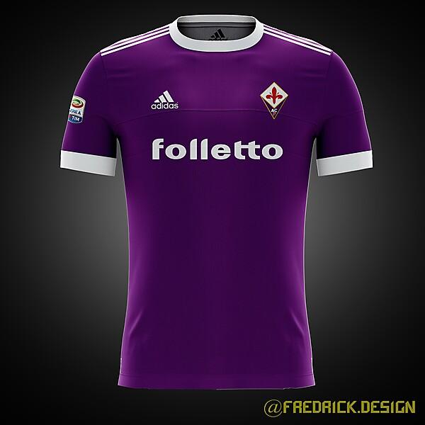 Fiorentina x Adidas