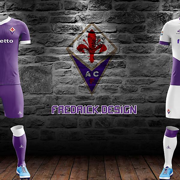 Fiorentina x La Coq Sportif x Home/Away