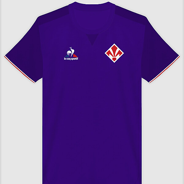 Fiorentina x Le Coq Sportif