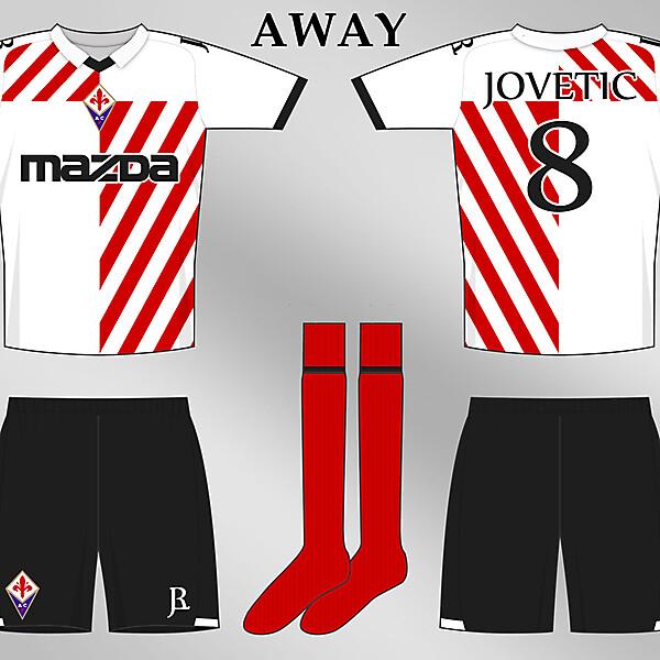 Fiorentina Away