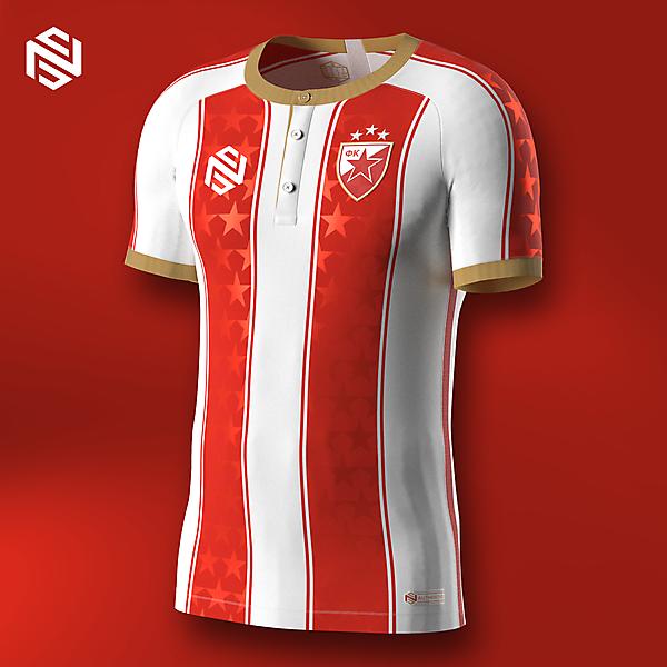 FK Crvena Zvezda Home x NS