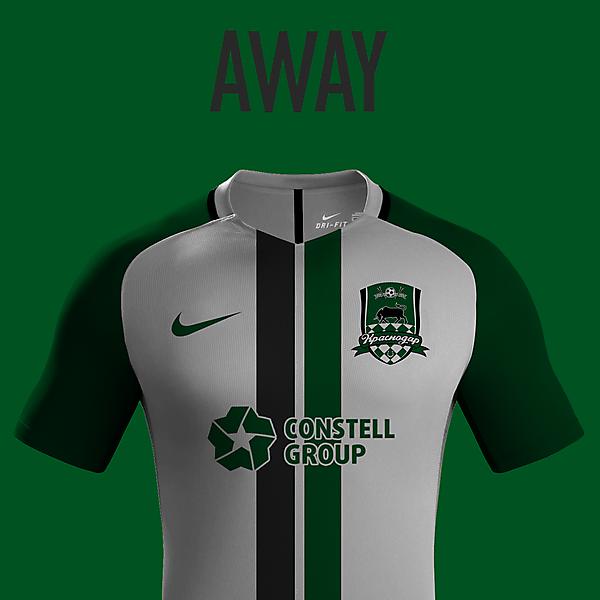 FK Krasnodar - Nike Shirts