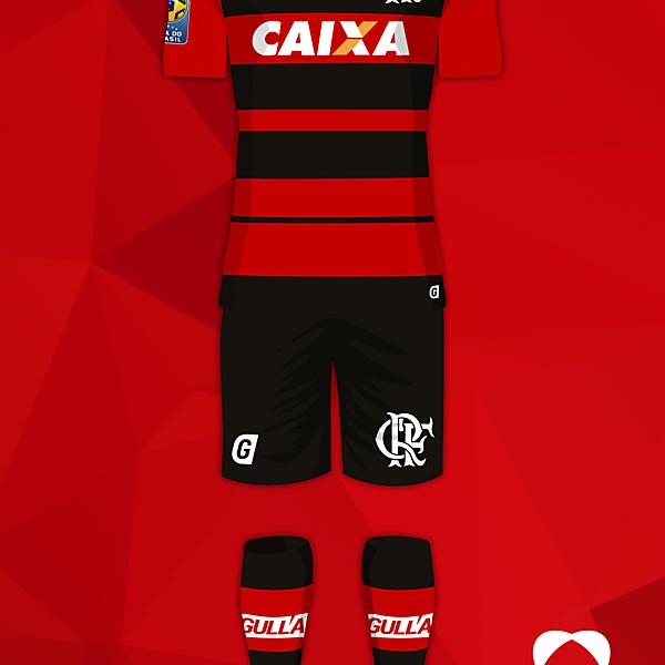 Flamengo Home - Gulla