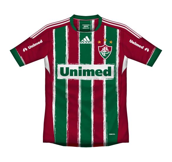 Fluminense Home Shirt