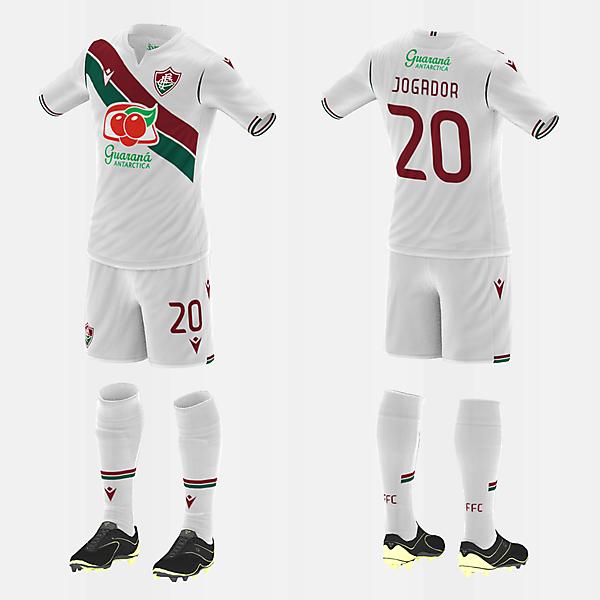 Fluminense (Away/Macron) (#fbrkits1920)