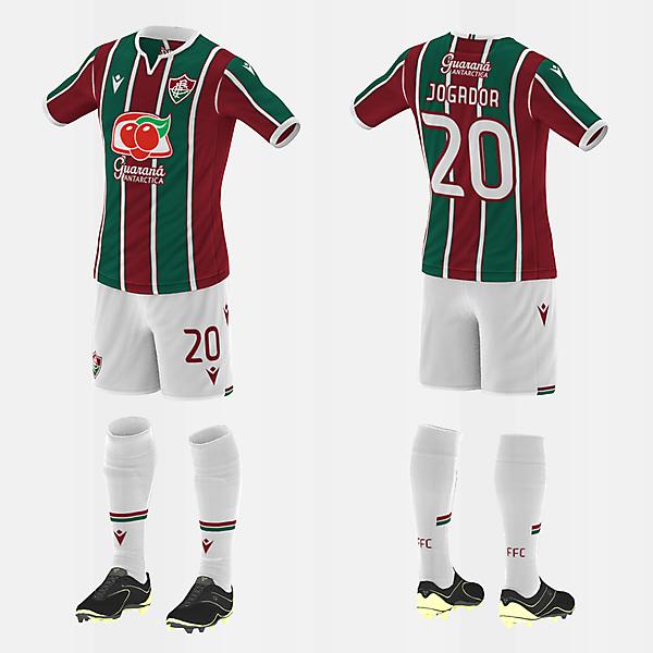 Fluminense (Home/Macron) (#fbrkits1920)