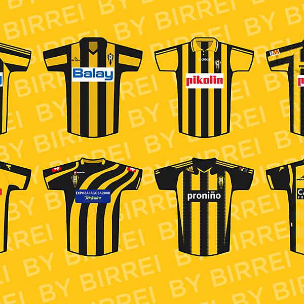 Football Fiction: Iberia SC Kit Evolution