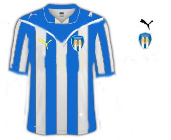 Colchester United Possible Kit 2010/11