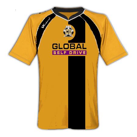 Possibel Cambridge United Home Shirt for 2010/11
