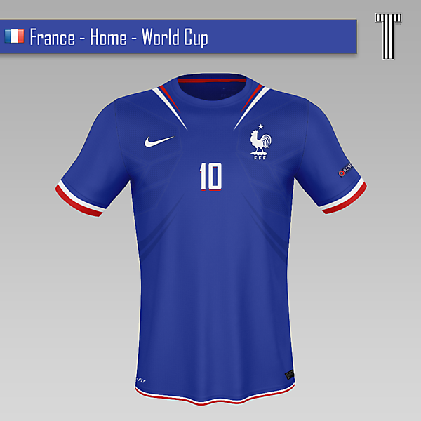 France - Home - World Cup