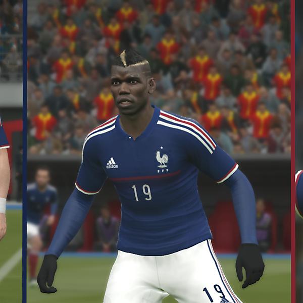 France Adidas