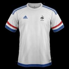 France Adidas Away Concept