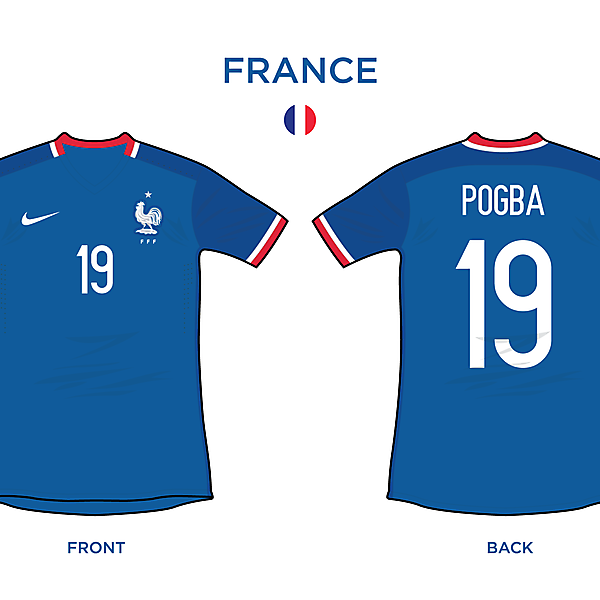 France Home / Euro 2016