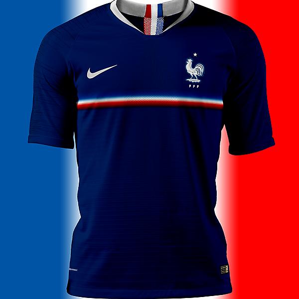 France Home Concept Kit