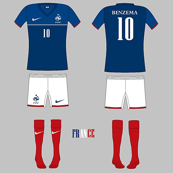 France Nike