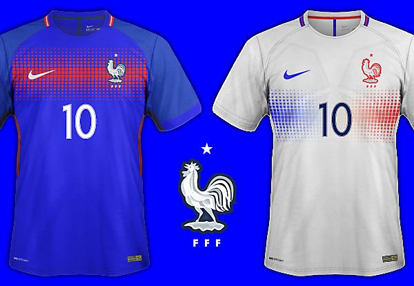 France World Cup Fantasy Kit