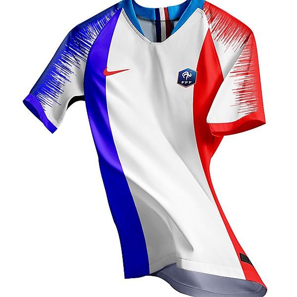 France X Nike away kit