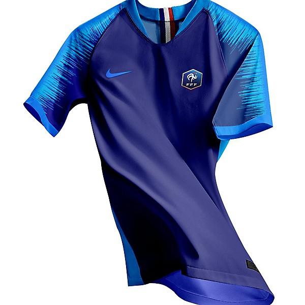 France X Nike home kit