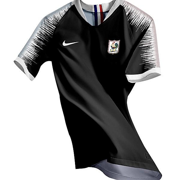 France X Nike third kit